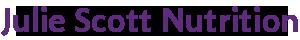Julie Scott Nutrition Logo